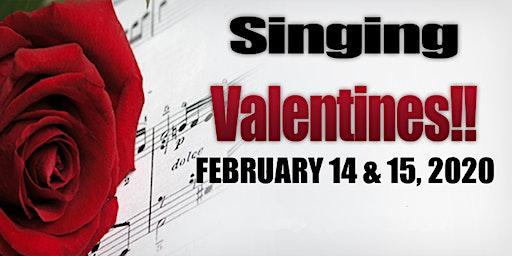 Singing Valentines 2020