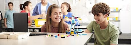 Robotics: Mit LEGO® Spike Prime einen Greifarm entwickeln (Girls Day) Tickets