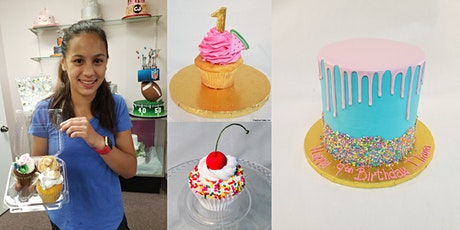 Creative Cakes Cooks: Kids Summer Decorating Camp tickets