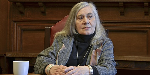 Marilynne Robinson with Christian Wiman