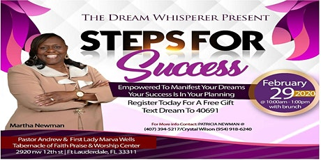 Empowered To Manifest Your Dream tickets