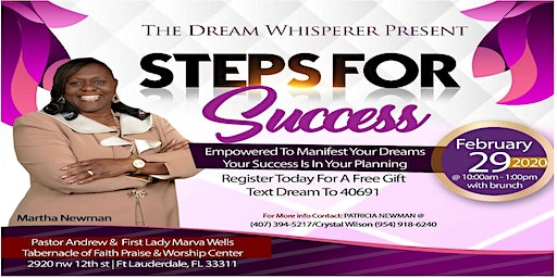 Empowered To Manifest Your Dream
