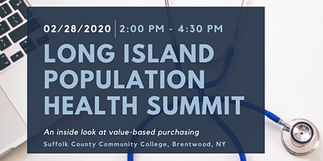 Long Island Population Health Summit tickets