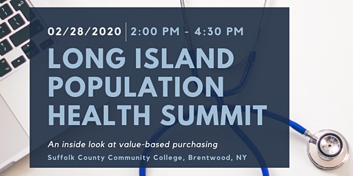 Long Island Population Health Summit
