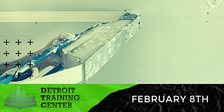 Drywall - Mudding and Taping Home Renovation Workshop tickets