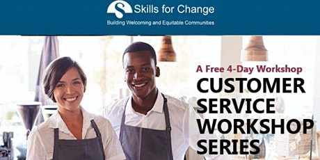 Customer Service Retail Workshop Session (East) 4-Days tickets
