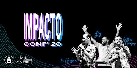 Impacto Conference - 2020 bilhetes