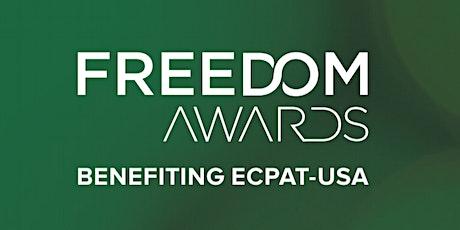 2020 ECPAT-USA Freedom Awards tickets