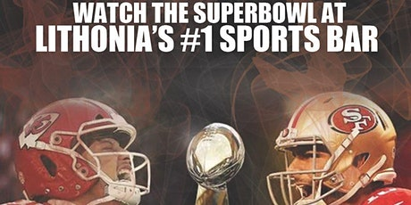 Super bowl Day & Night Party tickets