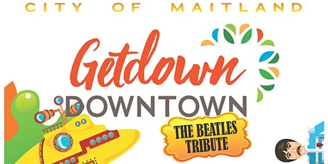 Getdown Downtown Block Party tickets