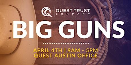 Austin Big Guns Event tickets