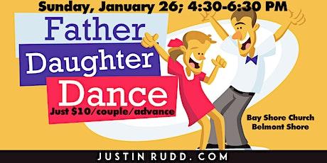 2020 Father/Daughter Dance | JustinRudd.com/dance tickets