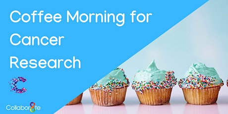Coffee Morning Networking for Cancer Research tickets