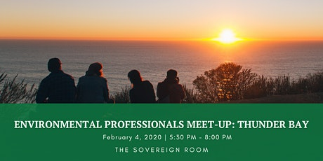 Environmental Professionals Meet-up: Thunder Bay tickets