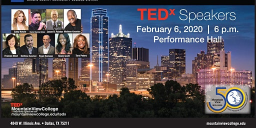 TEDx Mountain View College 2020