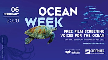 Pop Corn Movie night | Voices for the Ocean