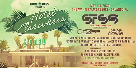Home Bass // STS9: Hotel Elsewhere Orlando tickets