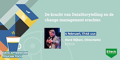 De kracht van DataStorytelling en de change management erachter