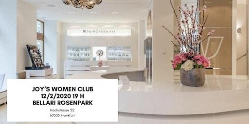 Joy's Women Club zu Gast in der Bellari Rosenpark