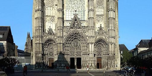 Les secrets Géobiologiques de la Cathédrale Saint Gatien