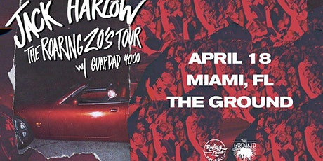 Postponed - Jack Harlow at The Ground - The Roaring 20's Tour tickets