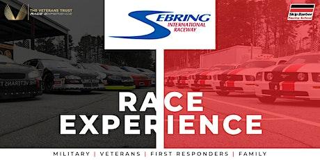 VETERANS RACE EXPERIENCE - Sebring International Raceway tickets