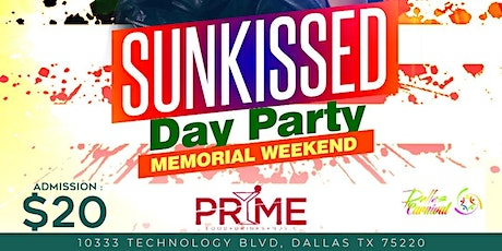 Sunkissed Day Party tickets