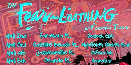 Fear And Loathing In Satellite Beach tickets