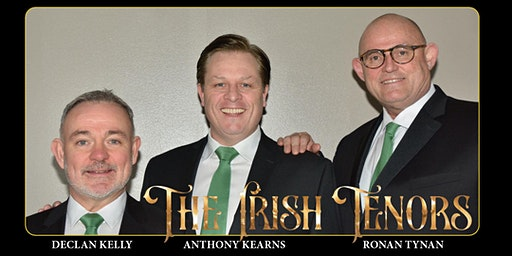 THE IRISH TENORS in Concert -- with Orchestra & Choir -- Louisville, KY