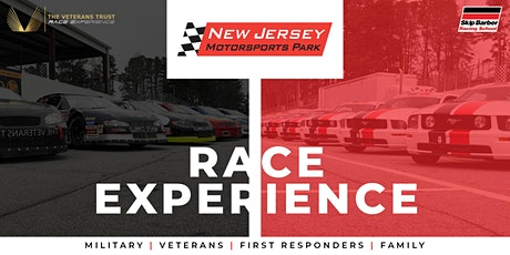 VETERANS RACE EXPERIENCE - New Jersey Motorsports Park tickets