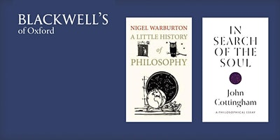 Philosophy in the Bookshop is a free ...