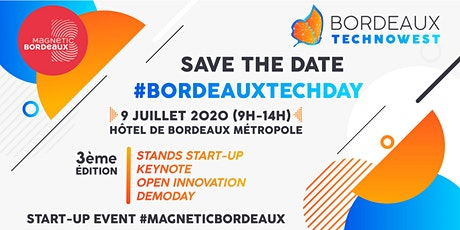Bordeaux TechDay 2020 billets