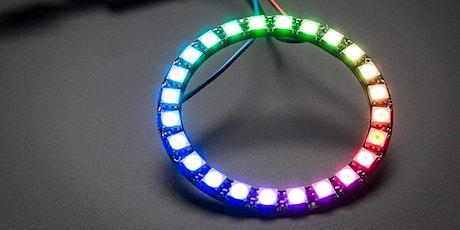 Projet : fabriquer un jeu avec des LED billets
