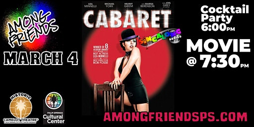 AMONG FRIENDS: CABARET Sing-a-Long
