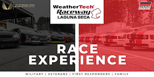 VETERANS RACE EXPERIENCE - WeatherTech Raceway Laguna Seca