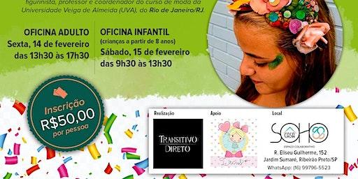 Oficina de Carnaval - INFANTIL