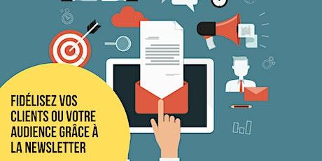 Fidélisez votre audience ou vos clients grâce à la newsletter billets