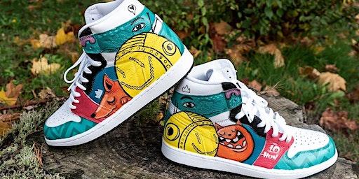 Customise ta paire de sneakers