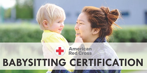 Red Cross Babysitter Safety Class