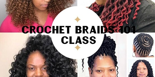 Beginners Crochet Braids
