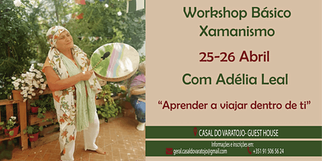 Workshop de Xamanismo bilhetes