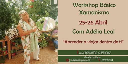 Workshop de Xamanismo