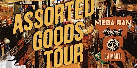 LPR Presents: Assorted Goods Tour w/ Deca, Mega Ran, RoQy TyRaiD, DJ MARVL tickets