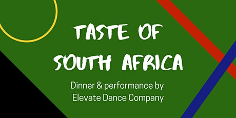 Taste of South Africa tickets