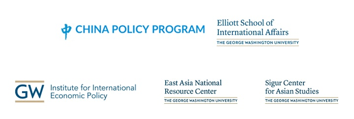 Co-sponored by the China Policy Program, the Institute for International Economic Policy, the East Asia NRC, and the Sigur Center