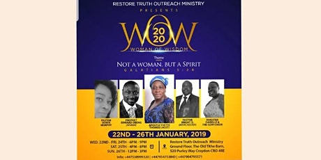 Woman of Wisdom tickets