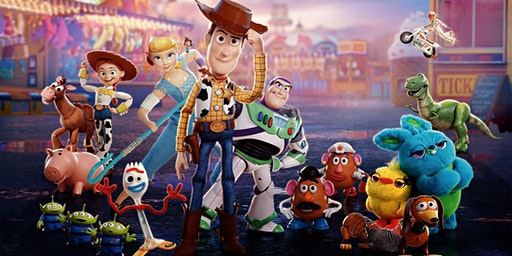 Toy Story 4 - Family Movie Night