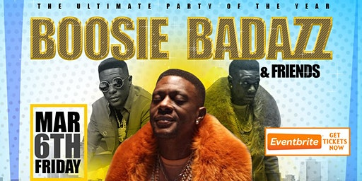 Boosie Badazz  & Friends Spring Break Bash