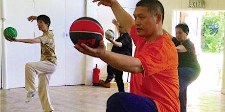 15.02.2020: Chen Taijiquan Ball Workshop with Shifu Liu tickets