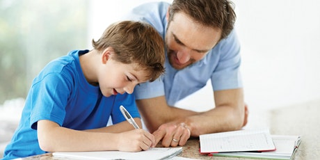 Triple P - Helping Your Child Succeed with Homework tickets